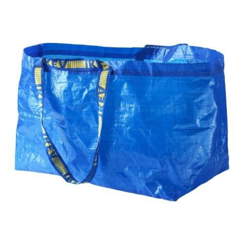 Ikea Frakta Shopping Bag
