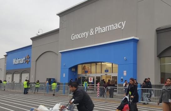 Walmart Supercenter at 2100 88th St, North Bergen, NJ ...